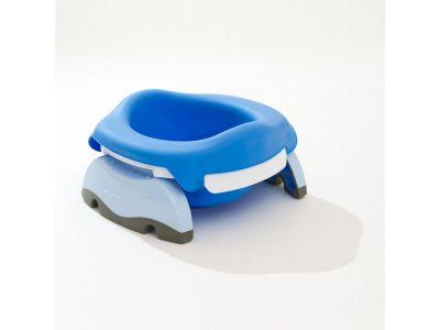 Силиконовый вкладыш для горшка Potette Plus (синий,зеленый, розовый) купить в интернет-магазине «Берегиня» Украина