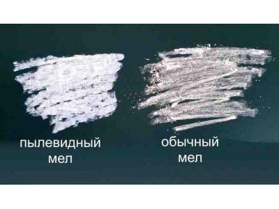Водорастворимый пылевидный мел Белый - 1шт купить в интернет-магазине «Берегиня» Украина
