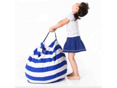Корзина мешок для мягких плюшевых игрушек и текстиля купить в интернет-магазине «Берегиня» Украина