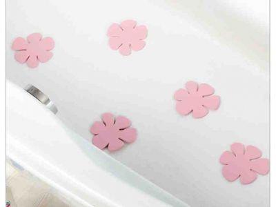 Антискользящие коврики для ванной - Цветок купить в интернет-магазине «Берегиня» Украина
