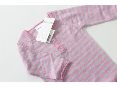Человечек слип Higgledee 6-9мес шерсть мериноса розовый купить в интернет-магазине «Берегиня» Украина