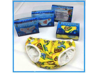 Детские плавки для бассейна и моря Okean Fly на кнопках купить в интернет-магазине «Берегиня» Украина