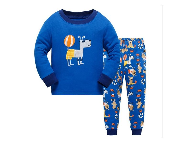 """Детская пижама HK fabeao Baby """"Aircraft"""" - Собака с мячом ..."""