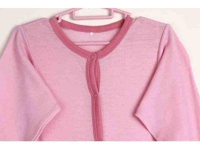 Человечек слип Name It чистая шерсть мериноса розовый размер 98 купить в интернет-магазине «Берегиня» Украина