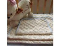 Непромокаемая пеленка из хлопока с прослойкой - Размер 50*70см купить в интернет-магазине «Берегиня» Украина