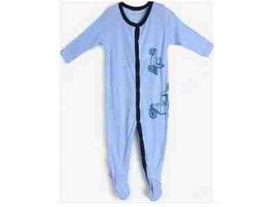 Человечек слип с ножками Name It чистая шерсть мериноса голубой размер 56, 62,68 купить в интернет-магазине «Берегиня» Украина