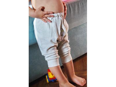 Штаны для тренировочных трусиков и подгузников - полоска - Разме 59 купить в интернет-магазине «Берегиня» Украина