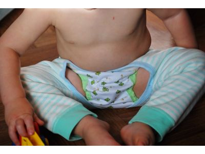 Штаны для тренировочных трусиков и подгузников - полосатые с начесом- Размер 55(розовые) купить в интернет-магазине «Берегиня» Украина