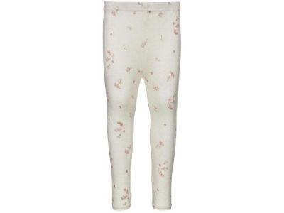 Термо штаны Name It чистая шерсть мериноса белые с цветочками размер 56,62,68 купить в интернет-магазине «Берегиня» Украина