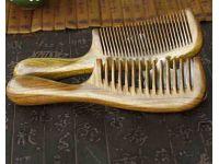 Расчески из сандалового дерева два вида купить в интернет-магазине «Берегиня» Украина