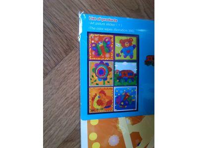 Аппликации из Скомканых Шариков купить в интернет-магазине «Берегиня» Украина