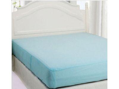 Непромокаемый наматрасник с юбкой на большую кровать бамбук 200*230 купить в интернет-магазине «Берегиня» Украина