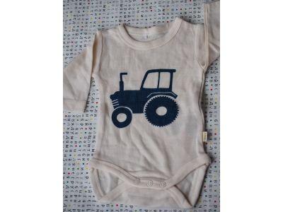Бодик Name It чистая шерсть мериноса трактор 50 размер купить в интернет-магазине «Берегиня» Украина