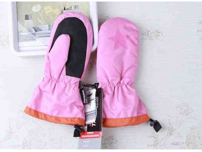 Краги SHAMP с полярным утеплителем Thinsulate Розовые 3-5 лет купить в интернет-магазине «Берегиня» Украина