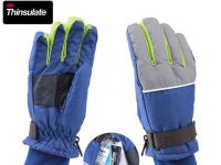 Перчатки SHAMP с полярным утеплителем Thinsulate синие 10-16лет купить в интернет-магазине «Берегиня» Украина