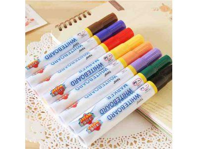 Маркер для маркерной белой доски набор 8шт купить в интернет-магазине «Берегиня» Украина
