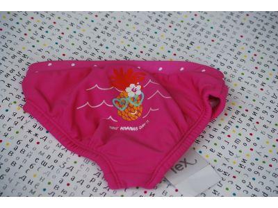 Детские плавки для бассейна и моря - Трусики с бантиком купить в интернет-магазине «Берегиня» Украина