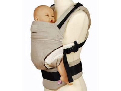 Эрго-рюкзак Manduca - Песочный купить в интернет-магазине «Берегиня» Украина