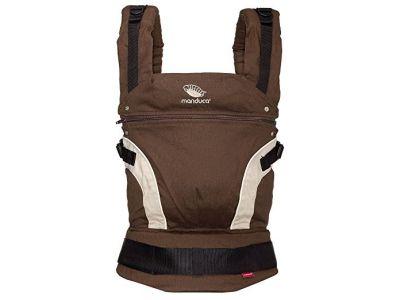 Эрго-рюкзак Manduca - Коричневый купить в интернет-магазине «Берегиня» Украина