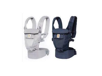 Эргономический Эрго рюкзак Ergobaby carrier ADAPT COOL AIR deep blue купить в интернет-магазине «Берегиня» Украина