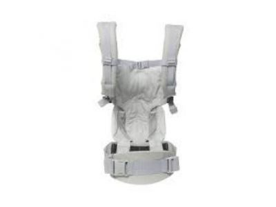 Эргономический Эрго рюкзак Ergobaby Ergo baby OMNI 360 pearl grey (без барсеки) купить в интернет-магазине «Берегиня» Украина