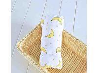 Марлевые муслиновые пеленки 120*120 - Бананы купить в интернет-магазине «Берегиня» Украина
