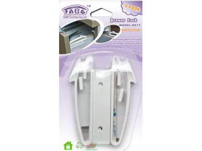 Внутренний замок Fabe на липучках - упаковка 4шт купить в интернет-магазине «Берегиня» Украина