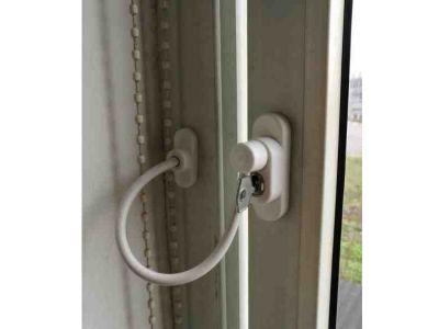 Защита на окно - гибкий блокиратор купить в интернет-магазине «Берегиня» Украина