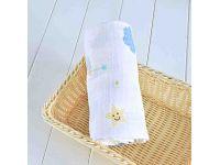 Марлевые муслиновые пеленки 120*120 - Облака купить в интернет-магазине «Берегиня» Украина
