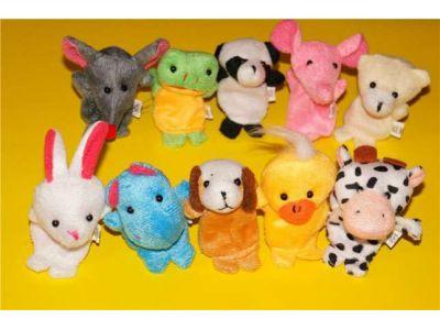 Набор из 10 зверей купить в интернет-магазине «Берегиня» Украина