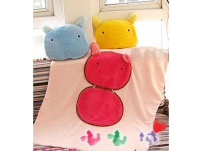 Теплое одеяльце и подушка, 2 в 1 - Кошка купить в интернет-магазине «Берегиня» Украина