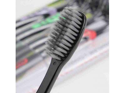 Зубные щетки технология Нано щетинок смолы с добавлением турмалина и древесного угля купить в интернет-магазине «Берегиня» Украина
