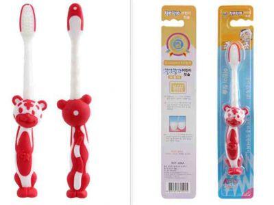 Детские Зубные щетки тигренок купить в интернет-магазине «Берегиня» Украина