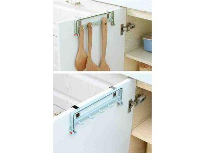 Вешалка на дверь шкафа и ящика комбинированная купить в интернет-магазине «Берегиня» Украина