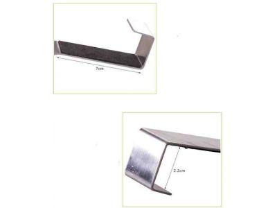Вешалка на дверь шкафа и ящика для полотенец -36см купить в интернет-магазине «Берегиня» Украина