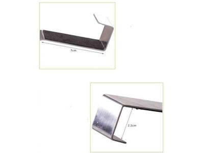 Вешалка на дверь шкафа и ящика для полотенец -23см купить в интернет-магазине «Берегиня» Украина