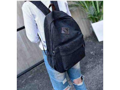 Рюкзак из хлопка K011 песочный купить в интернет-магазине «Берегиня» Украина