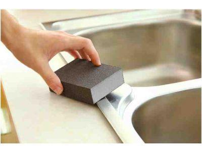 Губка карборундовая, нано губка для чистки посуды купить в интернет-магазине «Берегиня» Украина