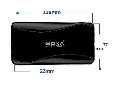 Moka 50000 Power Bank - 20 000 mAh купить в интернет-магазине «Берегиня» Украина