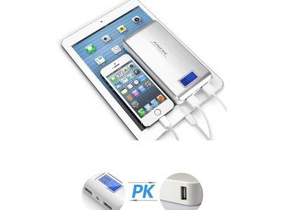 Pineng PN-929 Power Bank - 15 000 mAh Оригинал купить в интернет-магазине «Берегиня» Украина