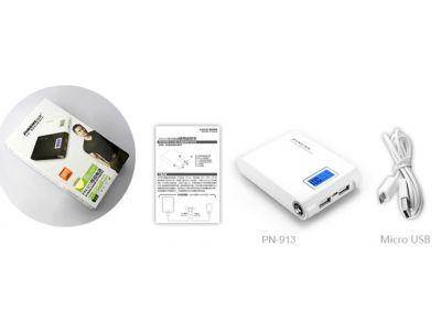 Pineng PN-913 Power Bank - 10 000 mAh Оригинал купить в интернет-магазине «Берегиня» Украина