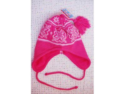 Детская шапка с флисовой подкладкой HOT PAWS на 4-6 лет - №14 купить в интернет-магазине «Берегиня» Украина