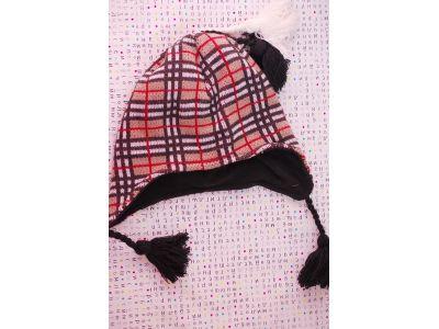Детская шапка с флисовой подкладкой HOT PAWS на 2-6 лет - №32 купить в интернет-магазине «Берегиня» Украина