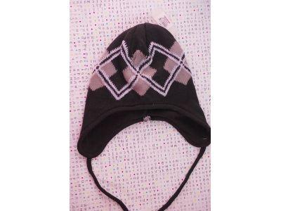 Детская шапка с флисовой подкладкой HOT PAWS на 2-6 лет - №38 купить в интернет-магазине «Берегиня» Украина