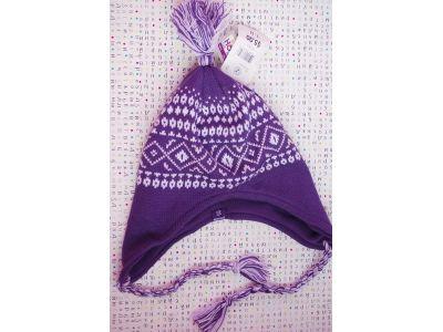 Детская шапка с флисовой подкладкой HOT PAWS one size - №57 купить в интернет-магазине «Берегиня» Украина
