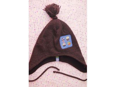 Детская шапка с флисовой подкладкой HOT PAWS на 2-6 лет - №72 купить в интернет-магазине «Берегиня» Украина
