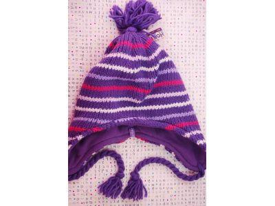 Детская шапка с флисовой подкладкой HOT PAWS one size - №74 купить в интернет-магазине «Берегиня» Украина