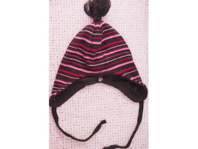 Детская шапка с флисовой подкладкой HOT PAWS на 2-6 лет - №82 купить в интернет-магазине «Берегиня» Украина