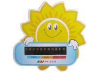 Термометр для измерения температуры воды - Солнышко купить в интернет-магазине «Берегиня» Украина