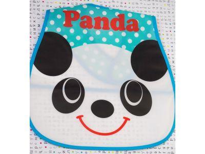 Слюнявчик с карманом - Панда купить в интернет-магазине «Берегиня» Украина